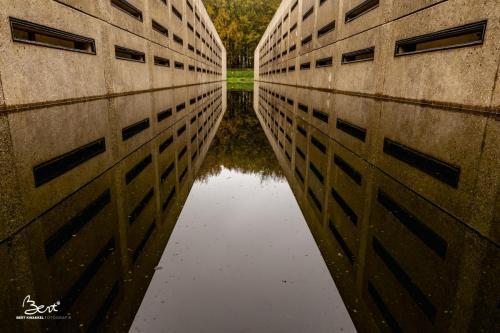 Deltawerk//. Kunst in het waterloopbos.